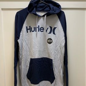 NWT Hurley Pullover Sweater